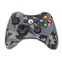 Camouflage Silicone Case for XBOX 360 Controller