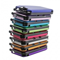 3DSXL slime aluminum case with packing