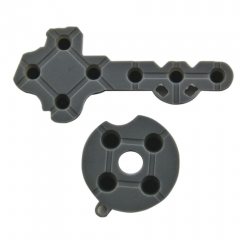 Silicone Rubber Conductive R/L Button D Pad For Xbox 360