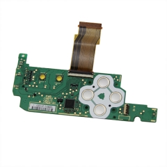 Original Power Switch PCB ABXY-01 Button Board Replacement Part for NEW 3DS XL(pulled)