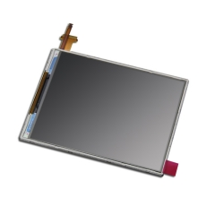 Original Bottom Lower LCD Screen Display Repair Part for NEW 3DS XL