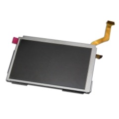 Original Top Upper LCD Screen Display Repair Part for NEW 3DS XL