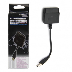 P2 Controller To P3/PC System Convert Cable(black)
