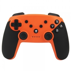 Nintendo Switch/PC/Android Bluetooth Controller With NFC Function (Orange Color)