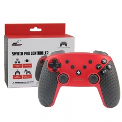 Nintendo Switch/PC/Android Bluetooth Controller With NFC Function (RedColor)