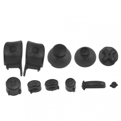 NGC Controller Button Kit-Transparent Black