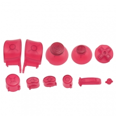NGC Controller Button Kit-Transparent Pink