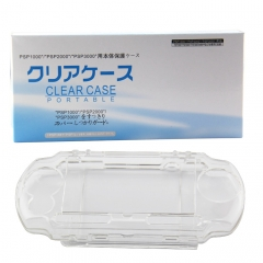 Protective Clear Crystal Case for PSP 2000