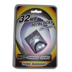 GC 32MB Memroy Card