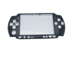 PSP 2000 faceplate shell (black)