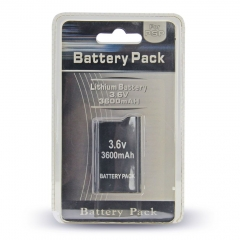 PSP 3600MAH battery pack