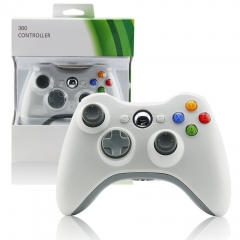 xbox 360 wireless joypad white