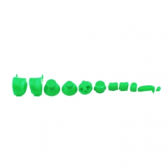 NGC Controller Button Kit-green Color