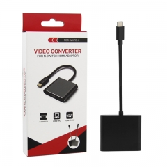 Nintendo Switch HDMI Video Converter