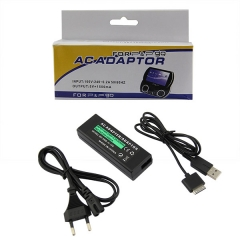 PSP Go Ac adapter with usb cable (EU Version)
