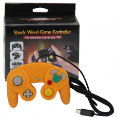 Wired Game Controller for NGC(Yellow)