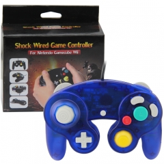 NGC Wired Controller (Crystal Blue)