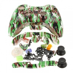 Camouflage Housing Case for X360 Controller