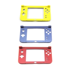 Hinge Part Bottom Middle Housing Button Shell Replacement for NEW 3DS XL 2015