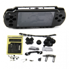 Housing For PSP2000 Console Shell- Black
