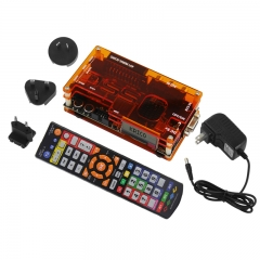OSSC HDMI CONVERTER SET Transparent Orange