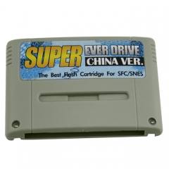 Super flash cartridge for snes and sfc china version