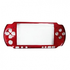 Hot Selling Front Faceplate Cover for PSP 3000 Console-red