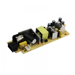 Sega Power Supply Ciruit Board
