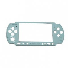 Hot Selling Front Faceplate Cover for PSP 3000 Console- White