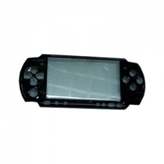 Hot Selling Front Faceplate Cover for PSP 3000 Console- Black