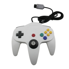 N64 Joypad White