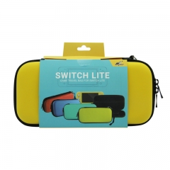 Nintendo switch lite Carry bag without hand strap yellow color