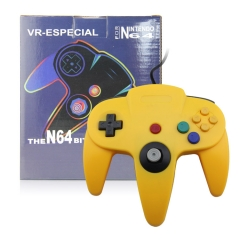 N64 Joypad yellow