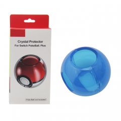Nintendo switch pokeball Crystal Case -Transparent Blue