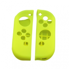 Nintendo Switch Joy Controller Silicon Case yellow