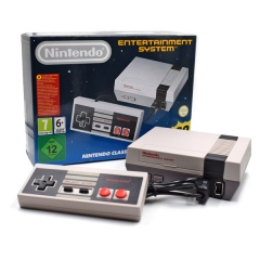 OEM Nintendo Entertrinment system EU/US Version