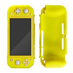Silicone case for Nintendo switch Lite (Yellow color)