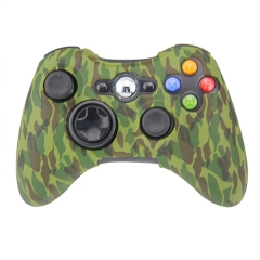 XBOX 360 Controller Silicon case-Camouflage light yellow
