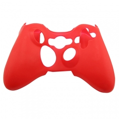Silicone Case for XBOX 360 Controller red