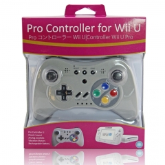 Wii U Pro Wireless controller ( Gray colour)