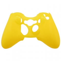 Silicone Case for XBOX 360 Controller yellow