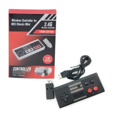 Private Model 2.4G Wireless Controller For NES Mini Controller