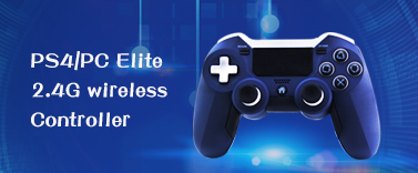 PS4/PS3/PC Elite 2.4G wireless Controller