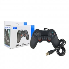 With Vibration Function Wired PS4 Gamepad