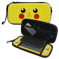 Nintendo Switch Lite handbag without hand strap Pikachu pattern