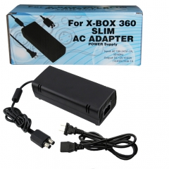 XBOX 360 SLIM AC Adapter (US Plug)