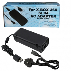 Xbox 360 SLIM AC ADAPTER(UK Plug)