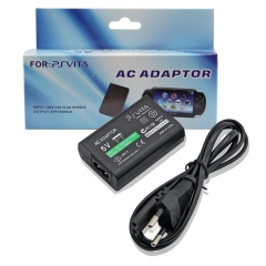 AC Adapter without USB cable for PS Vita (EU/US/UK Plug)