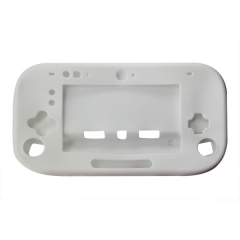 WII U Silicon case  white color
