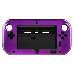 Anti-Shock Aluminum Metal Hard Protective Case For Wii U Gamepad Cover Case